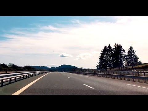 Timelapse across Europe. 20 hours in 20 minutes. Germany-Spain non stop video.