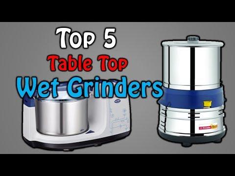 Top 5 Table Top Wet Grinders in 2018 || 5 best Table Top Wet Grinders ||