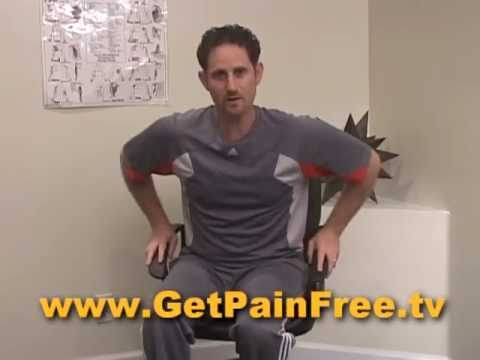 Best Tight Hamstring Treatment for Injury or Strain - Stretch and Relieve Lower Back & Leg Pain