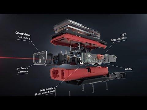 Leica DISTO™ S910 – 3D measuring revolution