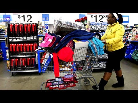 EBT failures send Louisiana card users on Walmart shopping spree