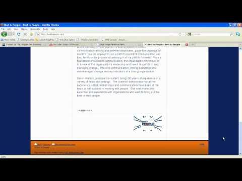 1&1 MyBusiness Site Tutorial Webinar Part 4