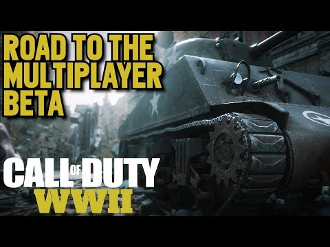 Everything You Need to Know About Next Week's CoD: WW2 Multiplayer Beta and Why I'm Excited!