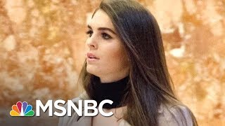 Lawrence: Hope Hicks