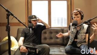 Kiesza Interview- Making