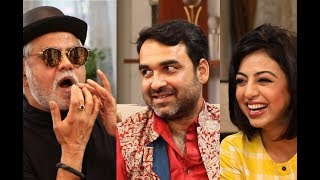 Pankaj Tripathy & Sanjay Mishra talk to Atika Farooqui / Interview