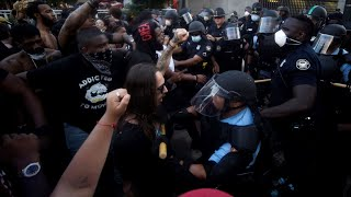 Protests underway in Atlanta over killings of Ahmaud Arbery, George Floyd, Breonna Taylor