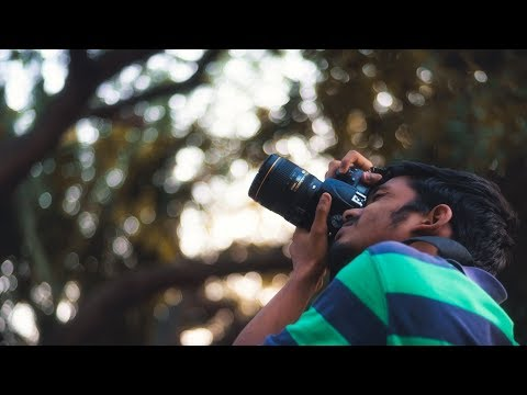 Bokeh Photography DSLR Tutorial!