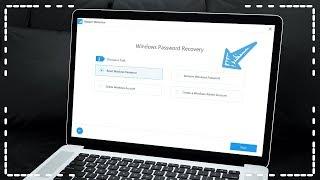 افتح أي حاسوب به ويندوز محمي بكلمة مرور مع برنامج (iMyFone Passper WinSenior)