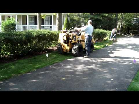 Richmond Irrigation - Installing Pipe for Lawn Sprinkler System