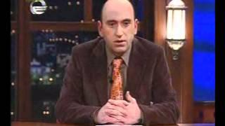 ღამის შოუ (21 ნოემბერი, 2008) (პირველი შოუ)