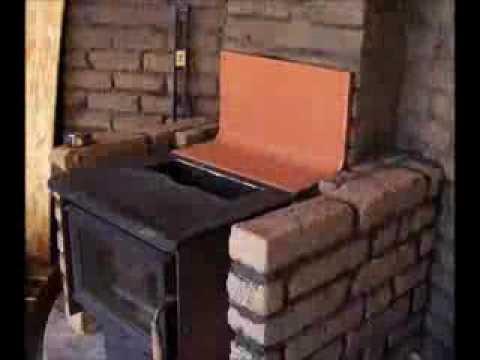 Natural Building Basics - The Masonry Stove