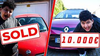 😂 Wir VERKAUFEN SCHWESTERS Auto und KAUFEN ihr ein Neues AUTO   Can Wick