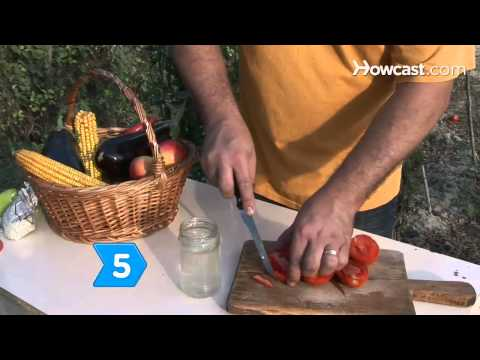 How to Dry Out Seeds in the Fall to Plant Next Spring