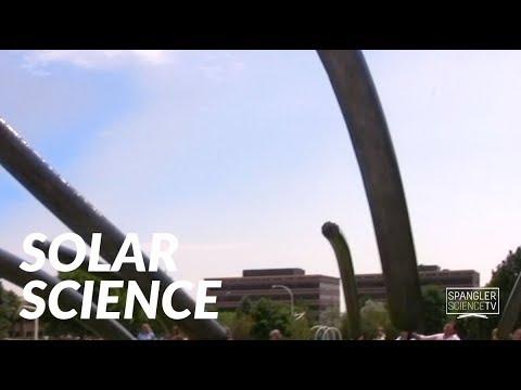 Solar Science - Steve Spangler on 9News
