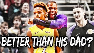 THE TRUTH: Is Lebron James Jr REALLY a Future NBA Star