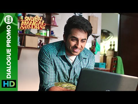 Dialogue Promo 2 | Is Gent's Problem Bigger Than Love | Shubh Mangal Saavdhan