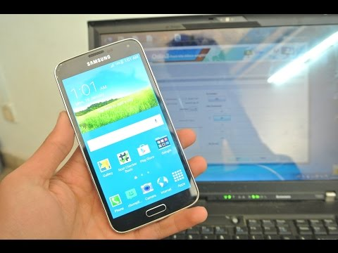 How To ROOT Samsung Galaxy S5 On Official Android 5.0 Lollipop HD