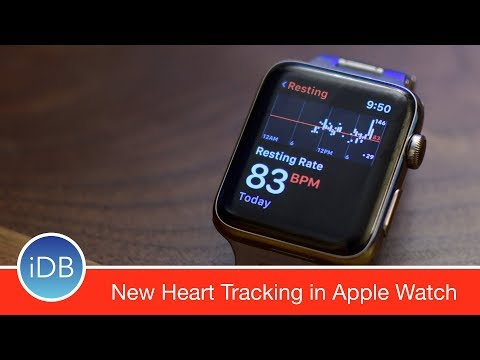 Hands-On: Apple Watch's New Heart Rate Features