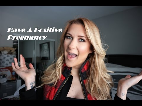 How to Have a Positive Pregnancy | Prenatal Depression Tips