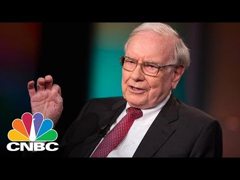 Warren Buffett On Hurricane Harvey, The U.S. Economy And His Stock Holdings (Full Interview) | CNBC