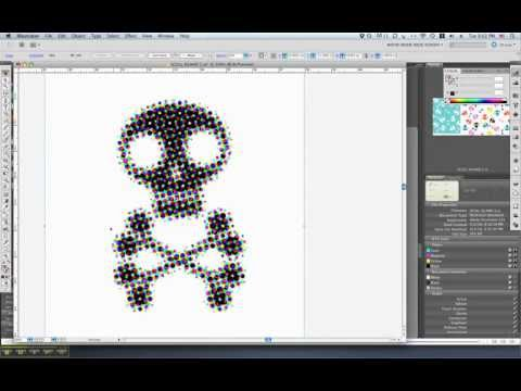 ADOBE ILLUSTRATOR CS5 EFFECT TUTORIAL.