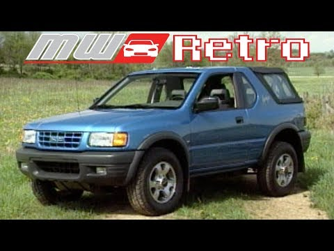 1998 Isuzu Amigo | Retro Review