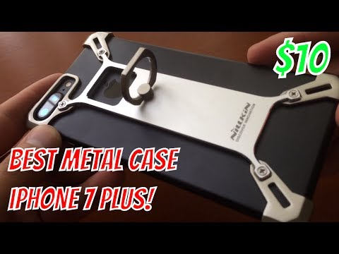 Best Metal Case Cover/Bumper for iPhone 7 Plus - Nillkin