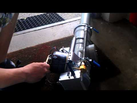 Spud gun gas injector