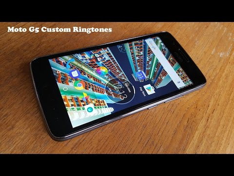 How To Set Custom Ringtones On Moto G5 / Moto G5 Plus - Fliptroniks.com