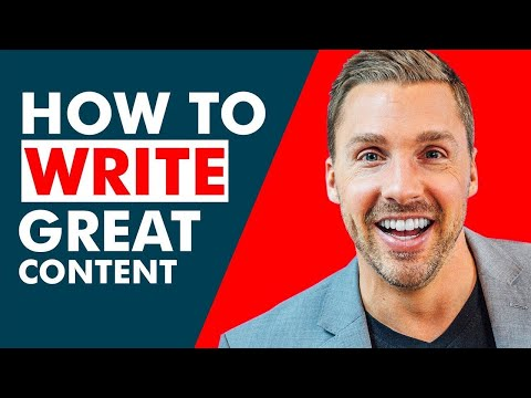 How To Write Great Content – Content Marketing For Your Blog, Website, Or Ads