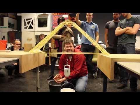Spaghetti bridge project