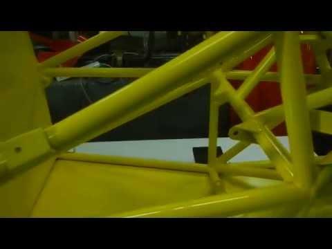 Formula 1000 Race Car Build Update 4