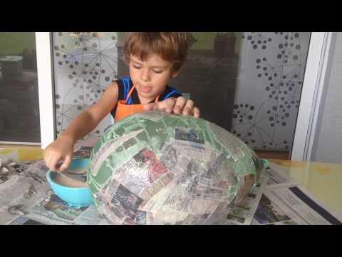 How To Make A Piñata - DIY