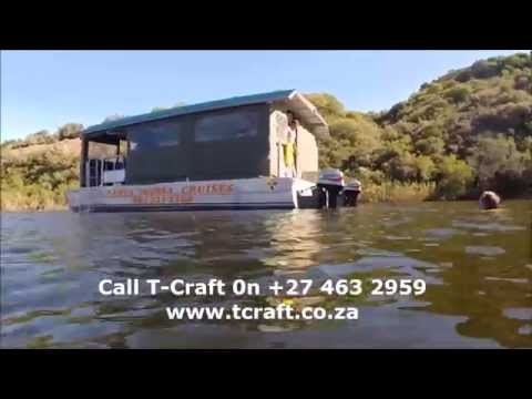 MODCAT Aliminium boats on WATER by T-Craft