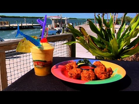 How to Make a Florida Keys Conch Fritter