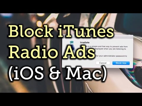 Stop Ads from Playing on iTunes Radio - Mac OS X & iOS 8 [How To]