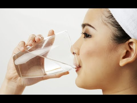 Here is Why You DON'T have to drink 8 glasses of water a day
