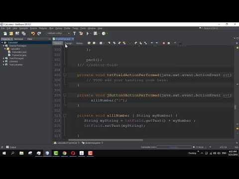 Java Calculator App Development Tutorial #13 The END