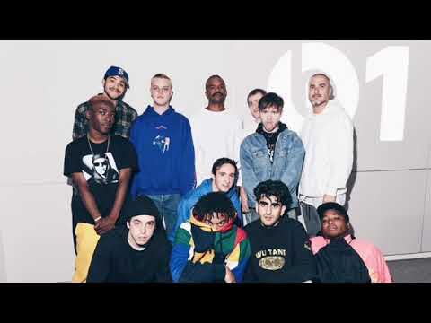 BROCKHAMPTON on Beats1