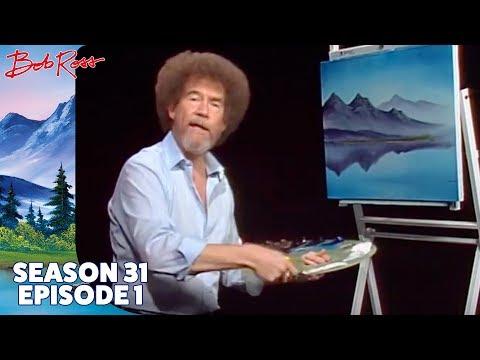 Bob Ross - Reflections of Calm (Season 31 Episode 1)