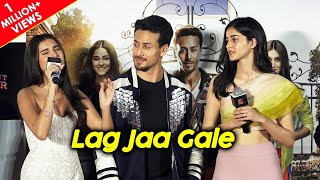 Download Tara Sutaria SINGS Lag Jaa Gale LIVE | Student Of The Year 2 Trailer Launch Video