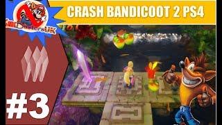 Crash Bandicoot 2 Cortex Strikes Back Part 3 - BUTT STOMP   Crash NSane Trilogy