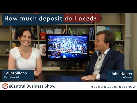How much deposit do I need to buy a house? Laura Sillano, Pod financial