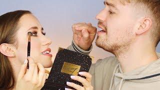 Husband Tells Me How To Do My Makeup