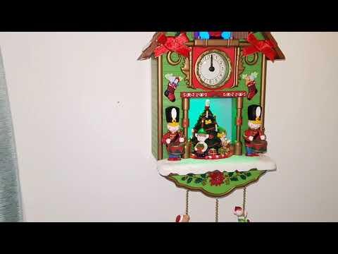 Our Santa Cook Coo Clock....