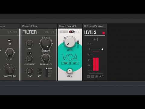 How to: Making grime basslines with Reaktor Blocks | Native Instruments