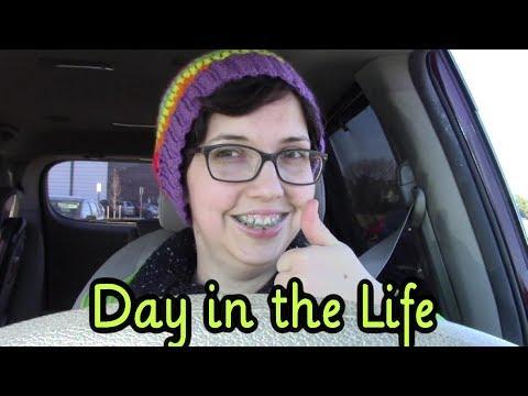 Errands, Housework and Pita Pizza Vlog ~DITL (1-19-18)