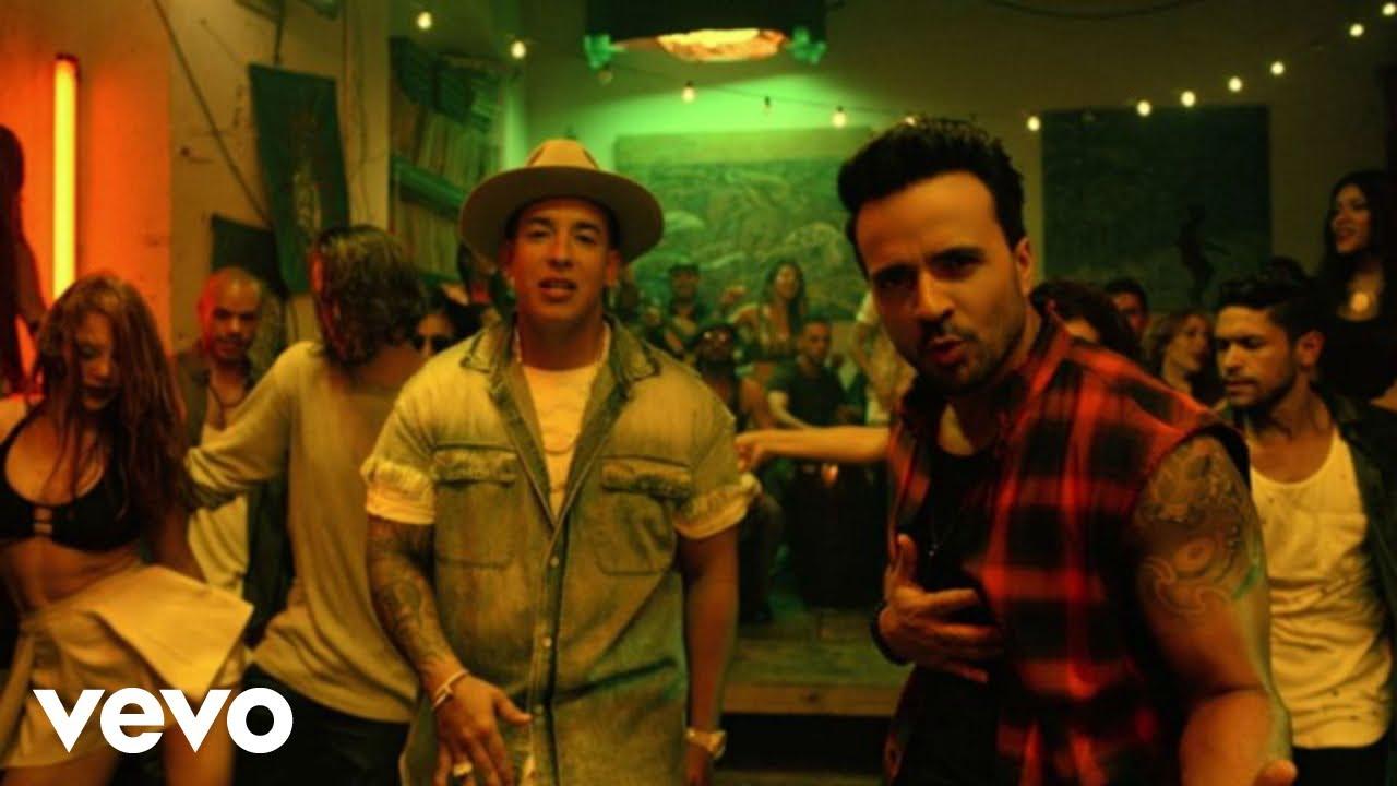 Lui Fonsi & Daddy Yankee - Despacito