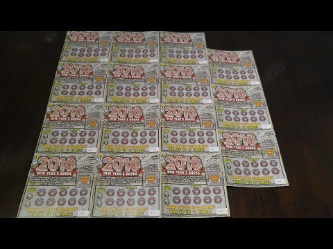 Florida Lottery - Scratch Off - $30 Session - $30,000 Top Prize - 15 $2 Tickets Scratched